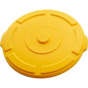 Pokrywa do pojemnika, Thor, V 120 l, żółta