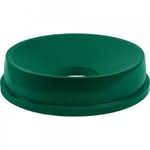 Pokrywa z otworem do pojemnika, Thor, V 120 l, zielona