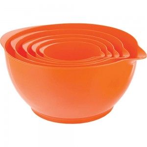 Miska kuchenna, plastikowa, ø 144 mm, V 1.2 l