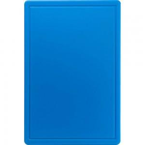 Deska do krojenia HACCP, 600x400x18 mm niebieska