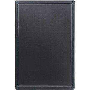 Deska do krojenia, 600x400x18 mm czarna