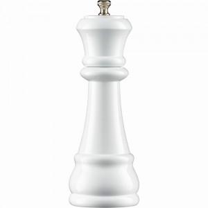 Młynek do przypraw, drewniany, Królowa, H 200 mm