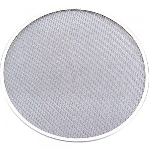 Siatka do pizzy, aluminiowa, Ø 500 mm