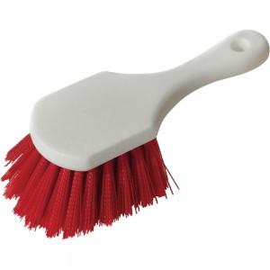 Wielofunkcyjna szczotka do czyszczenia, czerwona, 240x75x75 mm