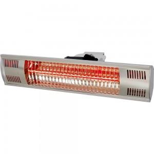 Lampa grzewcza wisząca/ścienna, W 455 mm, P 1.5 kW