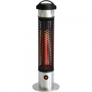 Lampa grzewcza stojąca, H 650 mm, P 1.5 kW