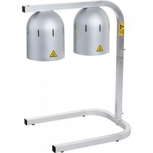Lampa do podgrzewania potraw stojąca, 0.5 kW