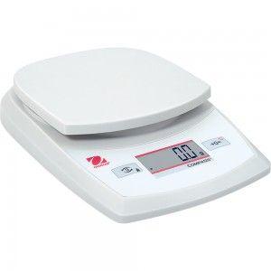 Waga pomocnicza, precyzyjna, zakres 620 g, dokładność 0.1 g