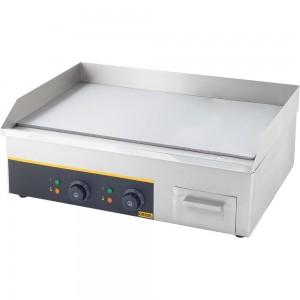 Płyta grillowa gładka, P 3.3 kW, U 230 V