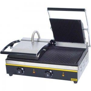 Kontakt grill podwójny, P 3.6 kW, U 230 V