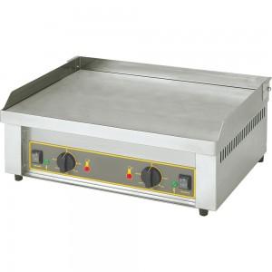 Płyta grillowa gładka, P 6.0 kW