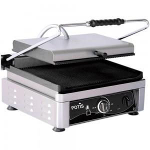 Kontakt grill ryflowany, PK 2745, P 3 kW, U 230 V