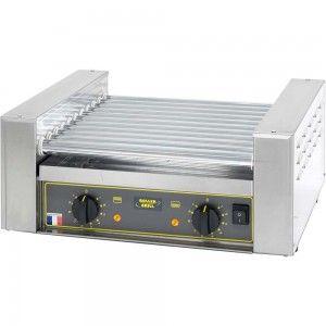 Podgrzewacz rolkowy do parówek 11 rolek, P 1.4 kW