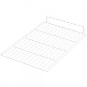 Półka stalowa plastyfikowana do stołów chłoniczych i mroźniczych stalgast 325x570 mm