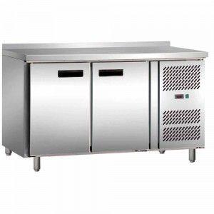 Stół chłodniczy 2 drzwiowy, agregat po prawej stronie