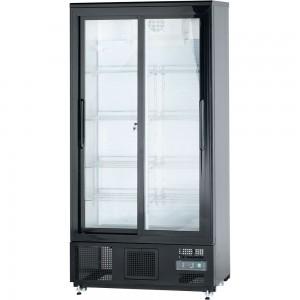 Szafa chłodniczna do butelek, drzwi przesuwane, V 490 l