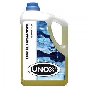 Płyn do mycia pieców Unox 2x5 l