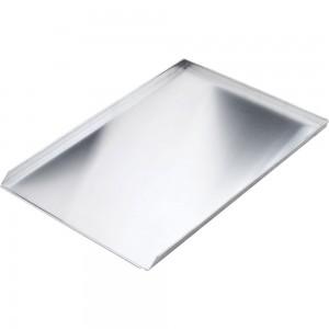 Blacha wypiekowa aluminiowa lita 3 ranty 2 mm (600x400) mm