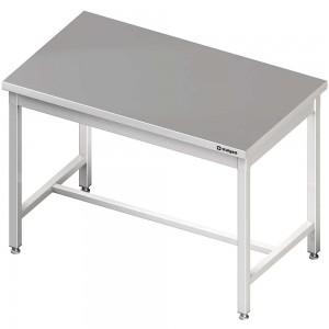 Stół centralny bez półki 900x700x850 mm skręcany