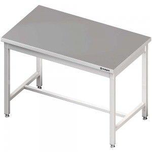 Stół centralny bez półki 900x700x850 mm spawany