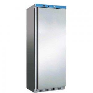 Szafa chłodnicza ze stali nierdzewnej, wnętrze z ABS, V 620 l
